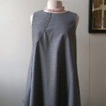 Cotton and wool dress $249